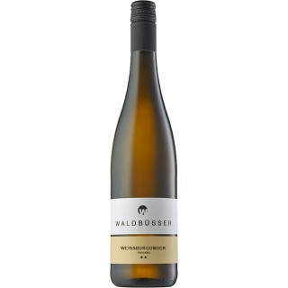 2019 Weißburgunder trocken - Weingut Waldbüsser