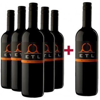 5+1 St. Laurent Paket - Etl wine and spirits GmbH