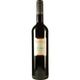 2018 St. Laurent Qualitätswein trocken BIO - Weingut im Zwölberich