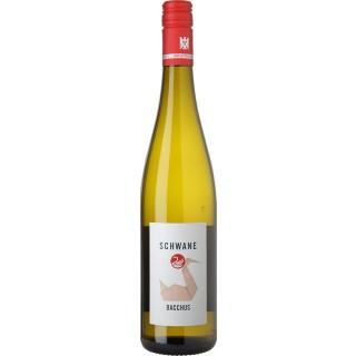 2018 5 Freunde Bacchus Franken halbtrocken - Weingut Zur Schwane