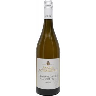 2019 Spätburgunder Blanc de Noir trocken - Weingut Jakob Schneider