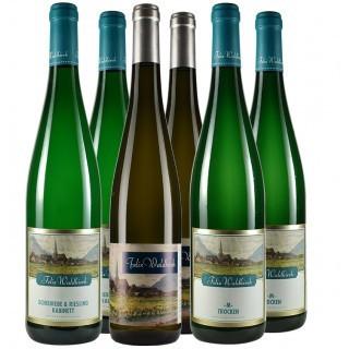 Weißwein-Paket - Weingut Felix Waldkirch