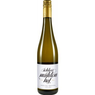 2017 Riesling vom Löss trocken - Weingut Schlossmühlenhof