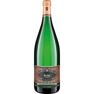 2018 Wegeler Riesling Mosel VDP.Gutswein feinherb 1,0 L - Weingut Wegeler