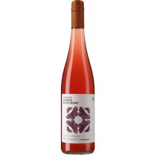 Alkoholfreier Traubensecco - Weingut Scheuring