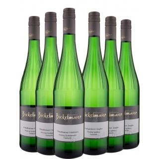 Bickelmaiers Riesling feinherb Paket - Weingut Manfred Bickelmaier
