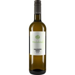 2016 Hauswein weiß BIO - Weingut Wedekind