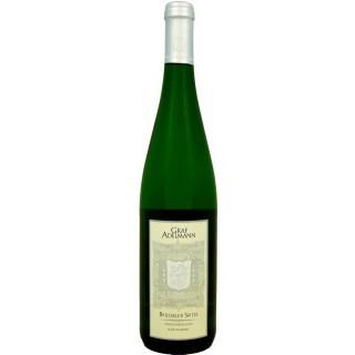 """2008 """"Brüssele'r Spitze"""" Kleinbottwarer Süßmund Riesling Auslese edelsüß (375ML) - Weingut Graf Adelmann"""
