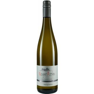 2017 Riesling Spätlese süß - Weingut Pitthan
