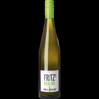 2019 Fritz's Riesling Trocken - Weingut Gunderloch