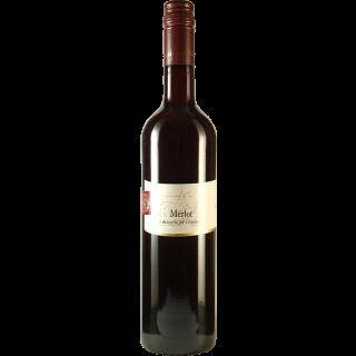 2017 Merlot Barrique QbA trocken - Wein & Sekt Wiesenmühle