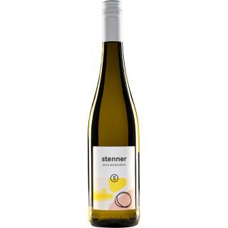 2019 Weissburgunder halbtrocken - Weingut Stenner