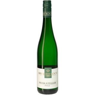 2020 Muskateller Spätlese halbtrocken - Weingut Brenneis-Koch