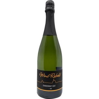 2018 Chardonnay Winzersekt brut - Wein- und Sektgut Wind-Rabold