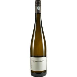 2018 Weißwein-Cuvée trocken VDP.Gutswein BIO - Weingut Heid