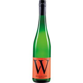 2018 Grauburgunder Gutswein trocken - Weingut Wasem Doppelstück