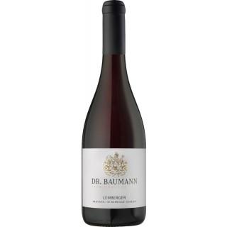 2015 Lemberger Barrique trocken - Weingut Dr. Baumann