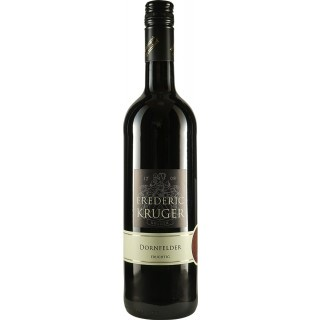 2019 Dornfelder lieblich - Weingut Zehnthof Kruger