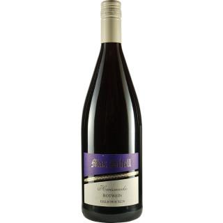 Rotwein Hausmarke halbtrocken 1L - Weingut Max Schell