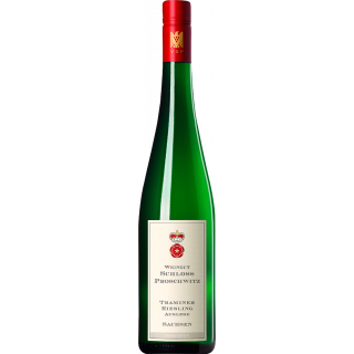2017 Traminer Riesling Auslese VDP. GUTSWEIN - Weingut Schloss Proschwitz