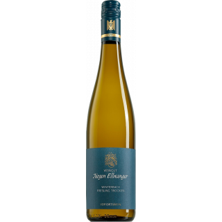 2017 Winterbacher Riesling Ortswein trocken - Weingut Ellwanger