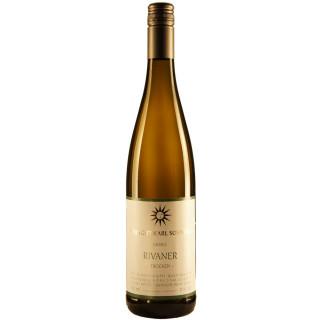 2018 Rivaner Nitteler Gipfel lieblich - Weingut Karl Sonntag