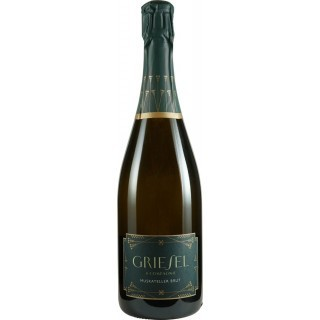 2014 Muskateller Tradition Brut - Griesel Sekt