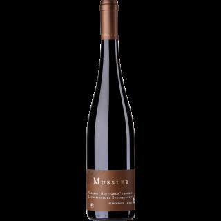 2015 Laumersheimer Steinbuckel Cabernet Sauvignon trocken - Weingut Mussler