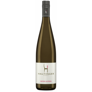 2017 Roter Gutedel QbA trocken - Weingut Haltinger