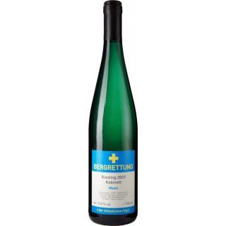 2015 Bergrettung Riesling trocken - UK Edition - special offer - Klitzekleiner Ring