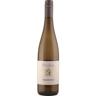 2019 Gewürztraminer mild - Weingut Puder