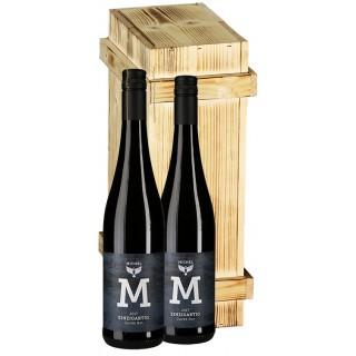 2017 Einzigartig Rotwein Cuvée inkl. 2er Holzkiste