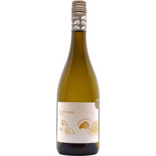 2018 Flurfreunde Cuvée weiß lieblich - Weingut Laudens Bach