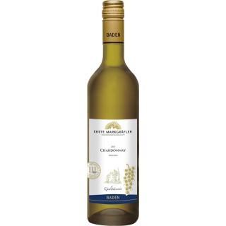 2019 Chardonnay trocken - Winzergenossenschaft Schliengen-Müllheim