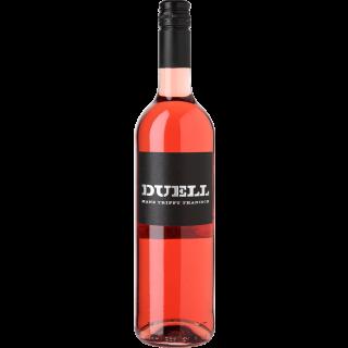 2019 Duell Manz trifft Thanisch Rosé trocken - Manz Wein