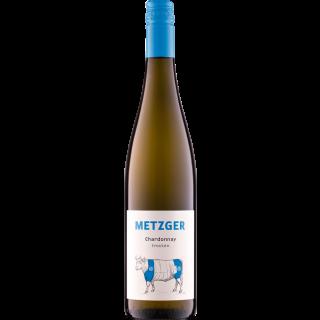 2019 Pastorenstück Chardonnay Trocken - Weingut Metzger
