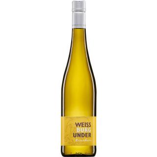 2019 Weißburgunder trocken Bio - Weingut Caspari-Kappel