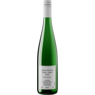 2018 Lehmener Klosterberg Riesling Spätlese trocken - Weinbau Weckbecker