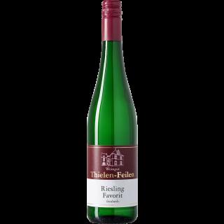 2018 Riesling FAVORIT feinherb - Weingut Thielen-Feilen