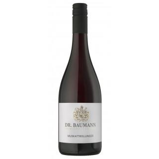 2019 Muskattrollinger halbtrocken - Weingut Dr. Baumann