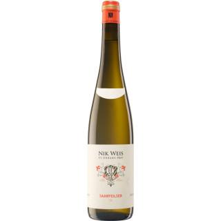2015 SAARFEILSER GL Riesling VDP.Grosse Lage - Weingut Nik Weis - St. Urbans-Hof