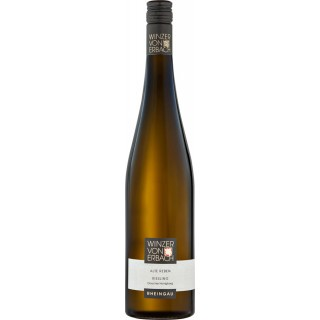 2018 Erbacher Honigberg Riesling Alte Reben QbA feinherb - Winzer von Erbach
