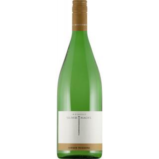 2019 Kerner feinherb 1,0 L - Weingut Silbernagel