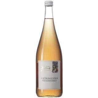2016 Spätburgunder Weißherbst QbA feinherb 1L - Weingut Ludwig Mißbach