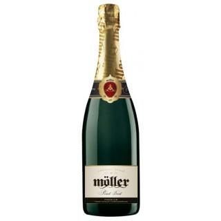 Möller Crémant Pinot Brut - Weingut Lergenmüller