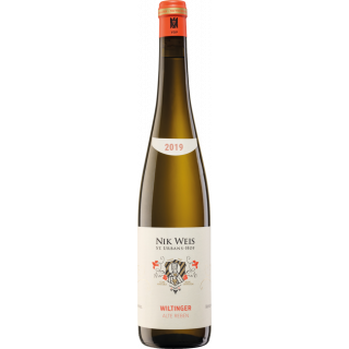 2019 Wiltinger Riesling Alte Reben trocken - Weingut Nik Weis - St. Urbans-Hof