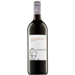 2018 Dornfelder QbA lieblich 1L - Weingut Dohlmühle