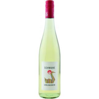 2020 Lieblingswein Cuvée weiß halbtrocken - Weingut Zur Schwane
