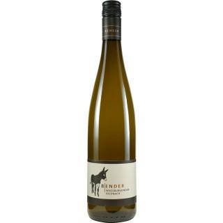 2018 Weißer Burgunder trocken - Weingut Michael Bender