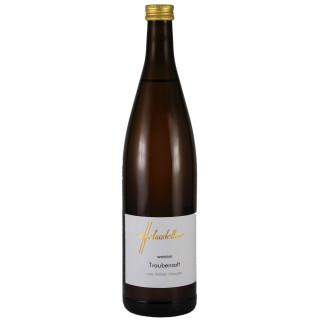 Weißer Traubensaft vom Müller-Thurgau - Weingut Helmstetter